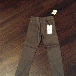Kids grey Hudson pants